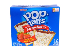 The Tale of the Pregnant Woman and the Pop-Tart...Warning: There is no happy ending.