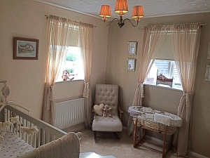 Little Tiny Treacle's Nursery: All we need now is a little tiny treacle!