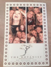 All the fun at the photo-booth!
